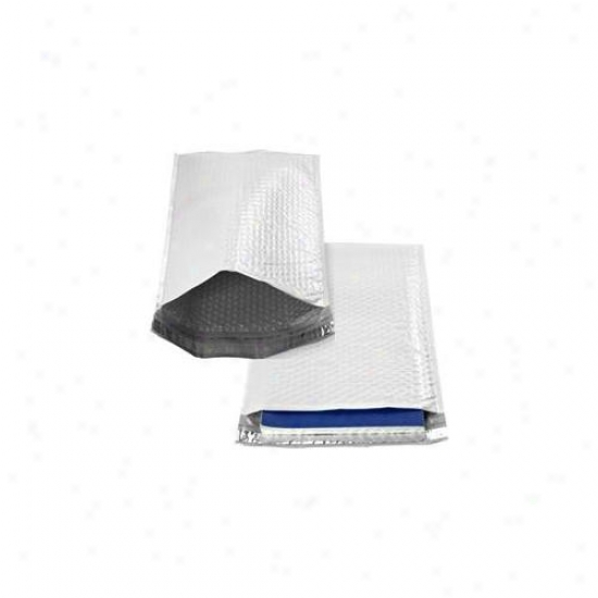 100 Poly Bubble Mailers No.  2 Self Sealing - 8. 5 X 11. 25 Inch