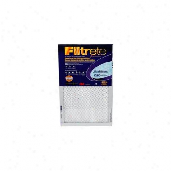 3m 10inch X 20inch Filtrete Ultra Allerbne Reduction Filters  2007dc-6 - Pacm Of 6