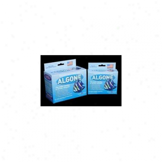 Algone Alo1001 Small Water Treatment And Nitrate Remover