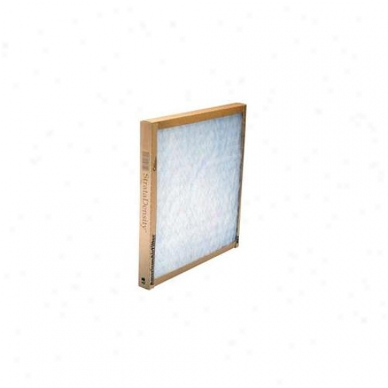 American Air Filter 16inch X 20inch X 2inch Stratadensity Fiberglass Air Percolate  198-500 - Pack Of 12