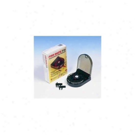 Ani Mate Aan00207 F-14 Fish Mate Automatic Feeder
