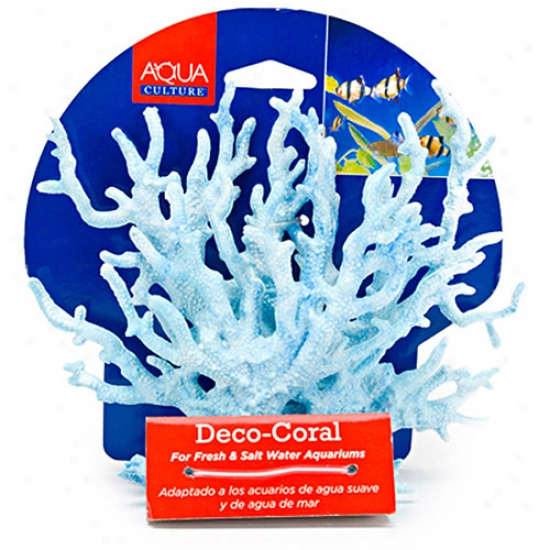 Aqa Culture Deco-coral Plastid Aquarium Decor