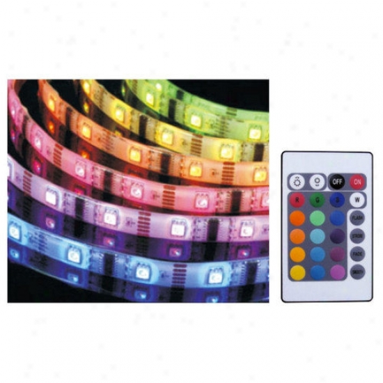 Aqua Euro Usa Multi Color Led Strip With Transforme5
