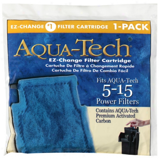 Aqua-tech Ez-change #1 Filter Cartridge, 1ct