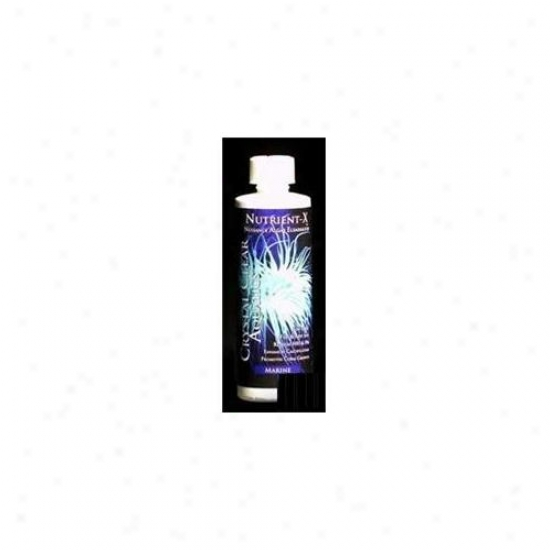Aquarium Designs Aad00226 Nutrieent X Solution For Nuisance Algae 8oz