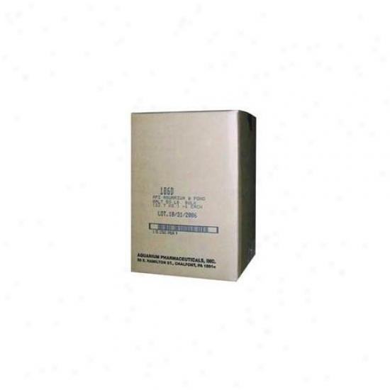 Aquarium Pharmaceuticals Aap106d Aquarium Salt 50lb - Bulk