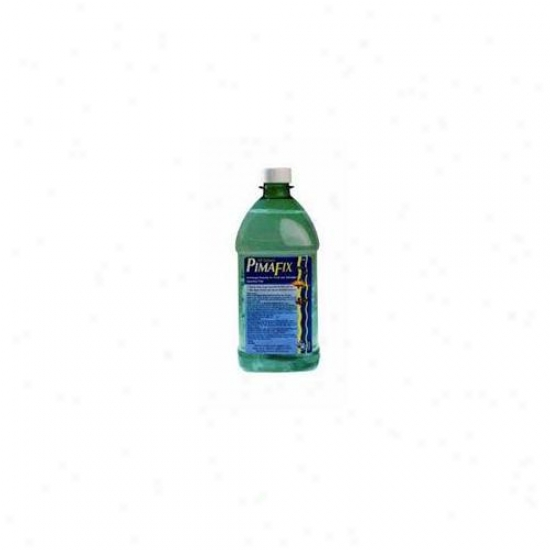 Aquarium Pharmaceuticalw Aap10k Pimafix Liquid Remedy 64oz