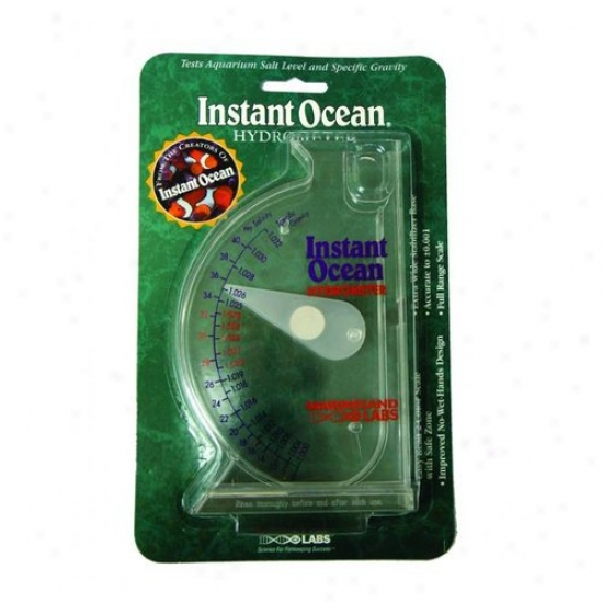 Aquarium Systems Tk-504/tk-502 Full Range Hydrpmeter