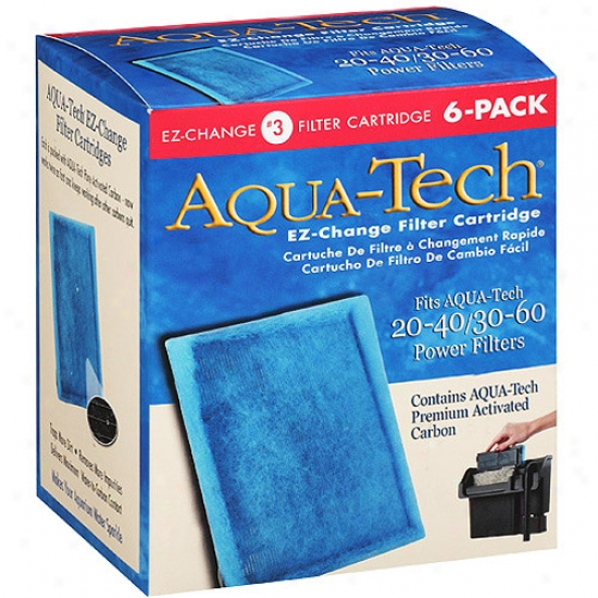 Aquatech 20/40-30/60 Strain Cartridge 6pk