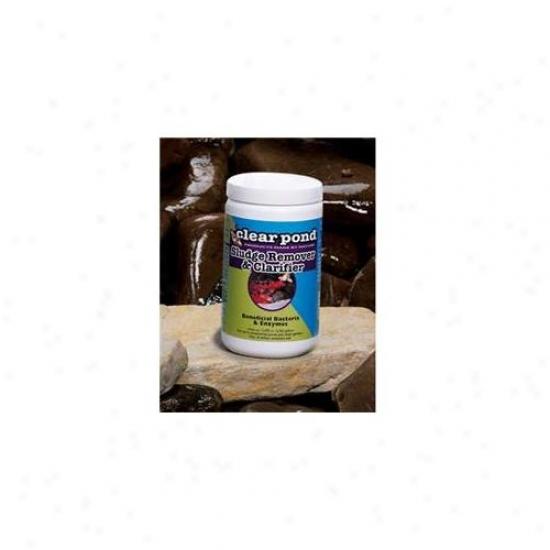 Aquatic Biotechnologies 16224 Sludge Remover & Clarifoer Sarcastic Formula - 20 Lb