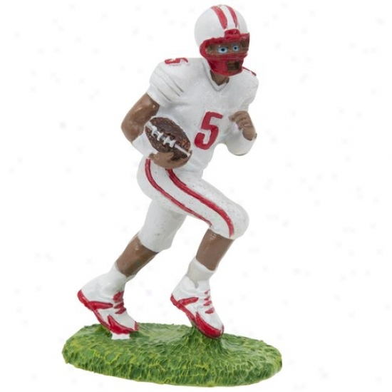 Aquatkc Creations Football Player Aquarium Ornament