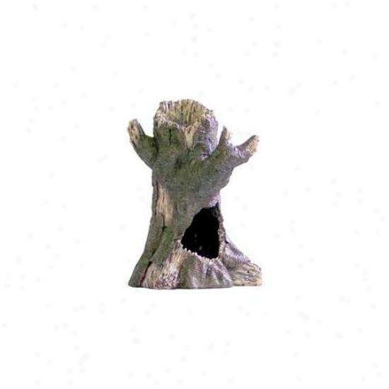 Aquatic Creations - Sporn - Aznzqu09022 Resin Ornament - Tree Trunk 1 Medium