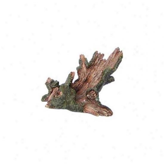 Aquatic Creations - Sporn - Aznzqu09112 Resin Ornament - Medium Mossy Root 2