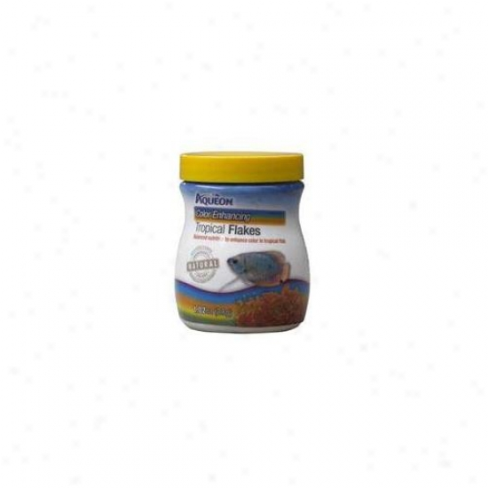 Aqueon Aqe100009436 Tropical Coolor Flakes 1. 02 Oz.