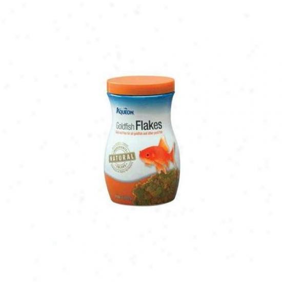 Aqueon Aqe100009442 Goldfish Flake 7. 12oz