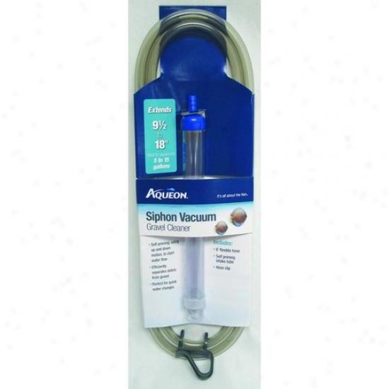 Aqueon Glass 06227 Aqueon Siphon Vacuum Extender