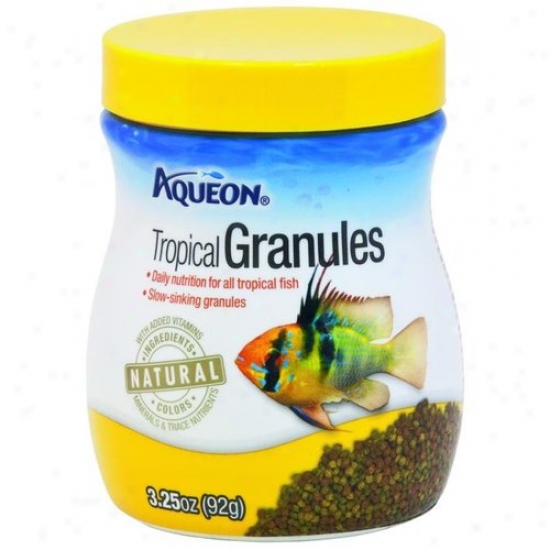 Aqueon Supplies 06190 Aqueon Tropical Granules