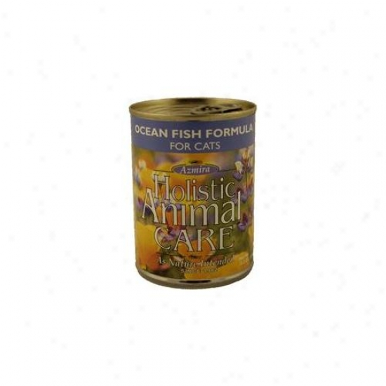 Azmira Catfishcatfood Ocean Fish Cat 13. 2 Oz