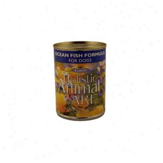 Azmira Dogfisjogfood Ocean Fish Dog 13. 2 Oz