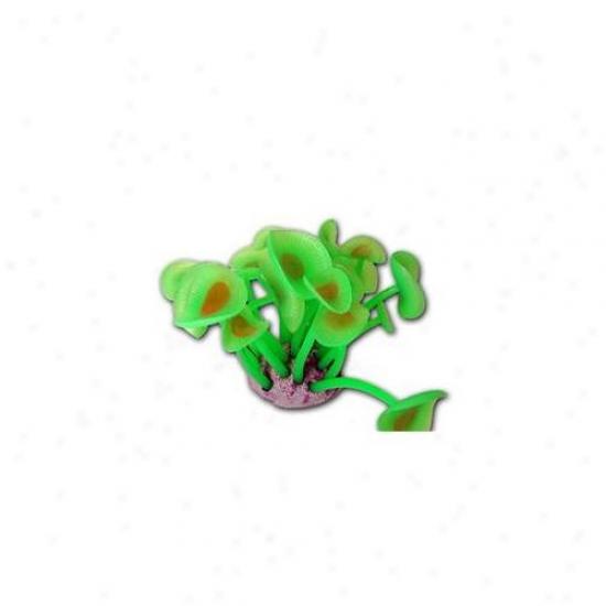 Azoo Az27154 Artificial Coral Palythoa - Green