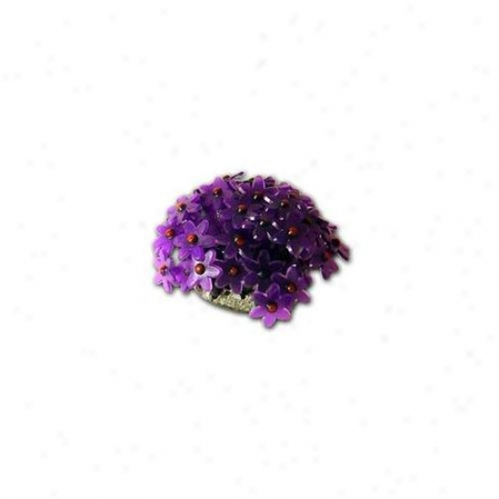 Azoo Az27167 Artificial Coral Tubastrea - Purple