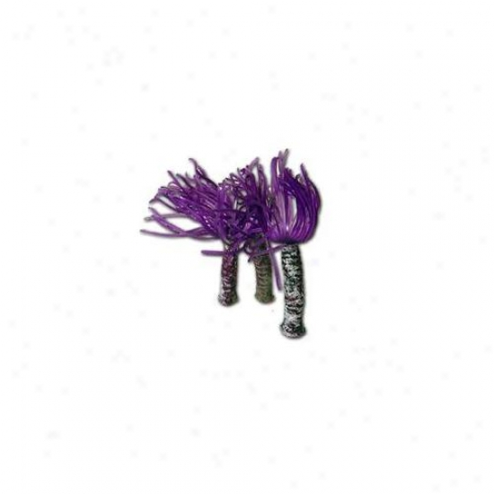 Azoo Az27196 Artificial Coral Protula - Purple