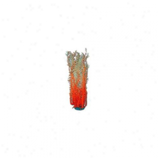 Azoo Az27217 Artificial Coral Eucheuma - Orange