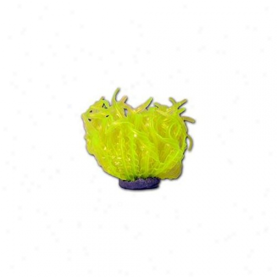 Azoo Az27231 Artificial Coral Vidalia - Yellow