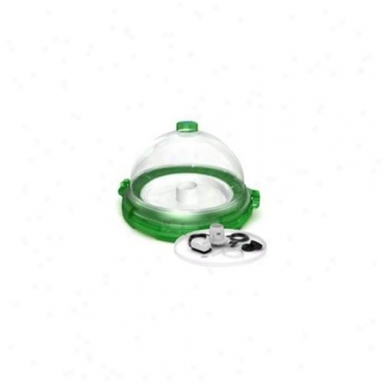 Biobubble Pets 15202203 Plus Convertible Habitat - Emerald Green