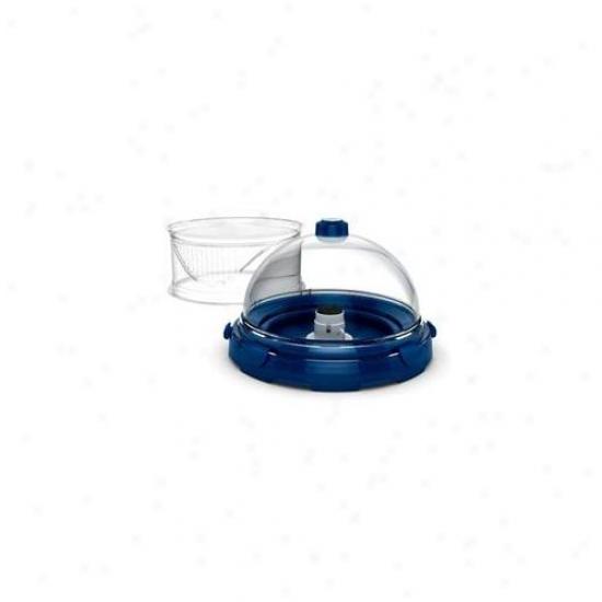 Biobubble Pets 15203902 Plus Convertible Habitat - Sapphire Blue