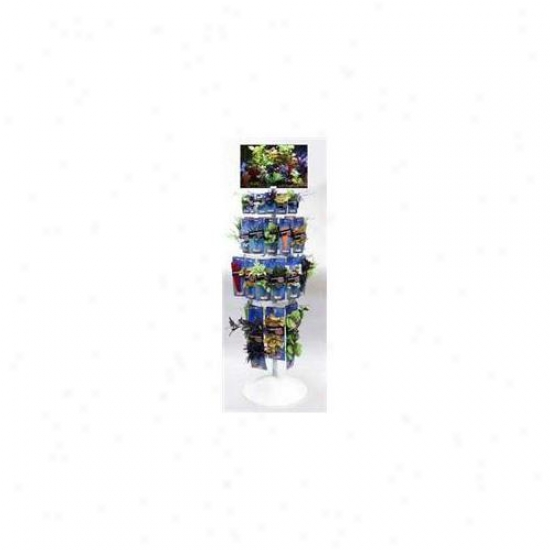 Blue Ribbon Pet Products Ablcbpr1ppk Colorburst Plant Rack 252 Piece
