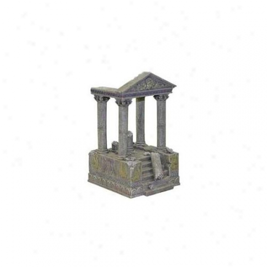 Blue Ribbon Pet Products Ablee482 Resin Ornament - Temple Ruins And Steps