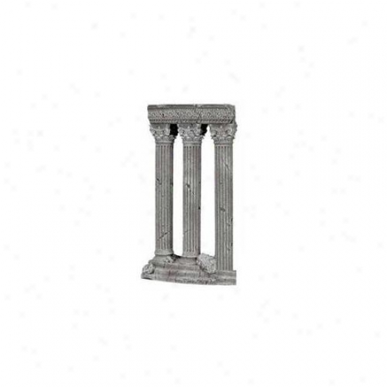 Blue Ribbon Pet Products Ablee910 Resin Ornament - Three Column Ruins