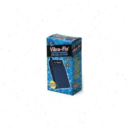 Blue Ribbon Pet Products Ablvfb1 Vibra Flow Battery Air Pump