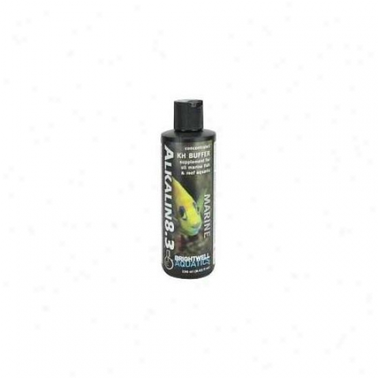 Brightwell Auqatics Abaalk500 Alkalin 8. 3 Liquid Ph Buffer 8. 5oz 500ml