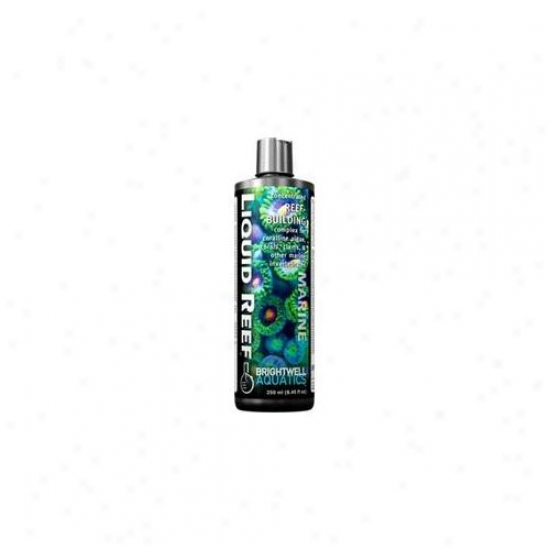 Brightwell Aquatics Abalrf500 Liquid Reef Buildinb Complex 17oz 500ml