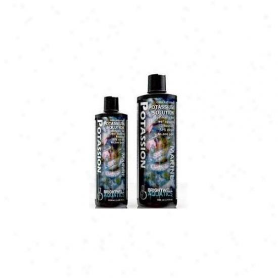 Brightwell Aquatics Abapts500 Potassion Concentrated Potassium 17oz 500ml