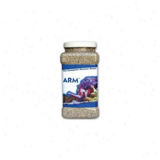 Carib Sea Acs00529 A. R. M.  Reactor Media Coarse 1gallon 8lb