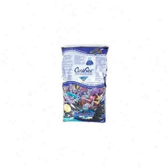 Caribsea 013160 20 Lb Arag-alive Hawaiizn - Black
