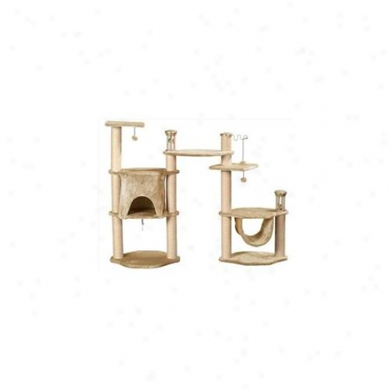 Greek  Products 70111 Dwluxe Cat Amusement Center