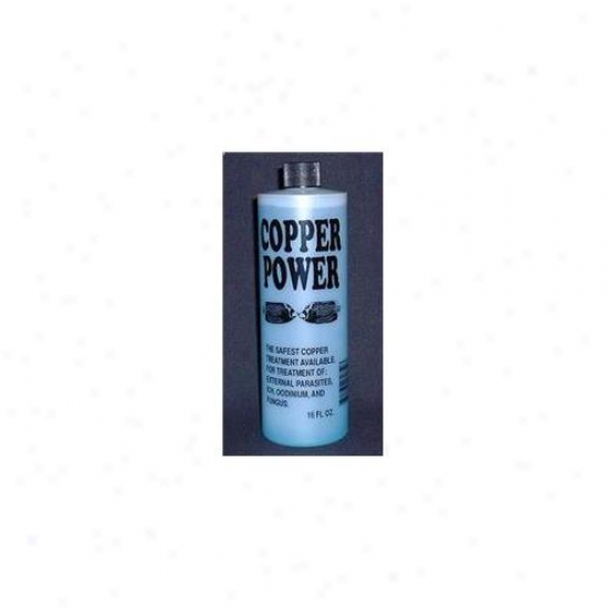 Copper Power - Endich - Acp0016b Copper Power Blue For Saltwater 16oz