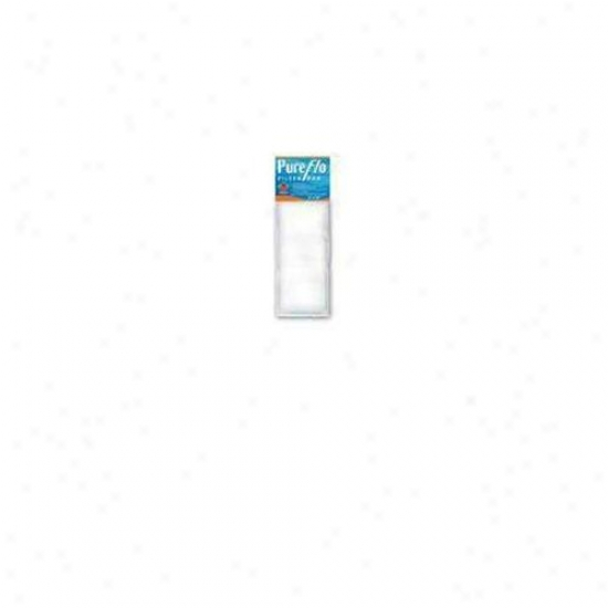 Coralife - Energy Savers - Acl01210 Pureflo 50 Micron Fiilter Pad 24 X 8 Inch
