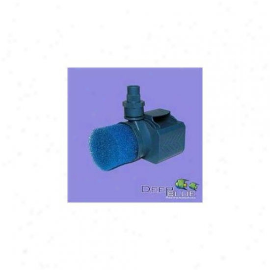 Deep Blue Professional Adb40003 Triton Series Pump