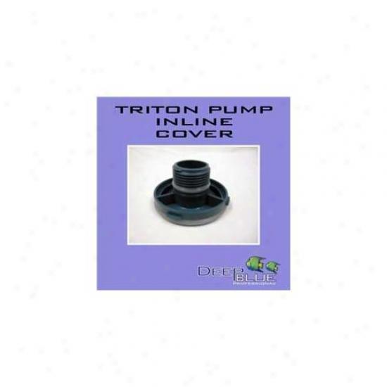 Deep Blue Professional Adb40026 Triton Pump Inline