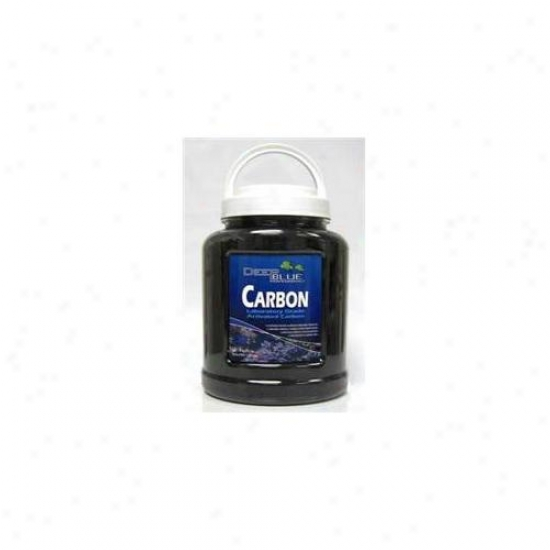 Deep Pedantic  Professional Adb41010 Activated Carbon In Jar With Media Bag