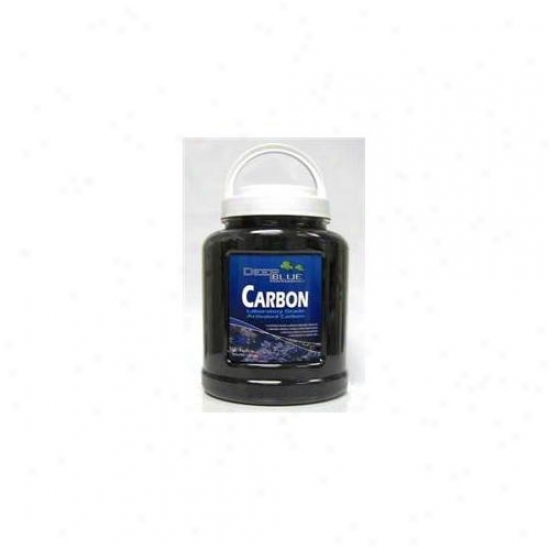 Deep Blue Professional Adb41012 Activated Carbon In Jar With Media Bag
