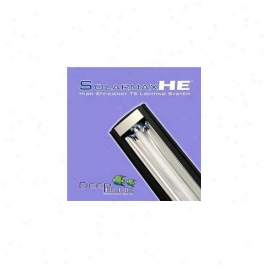 Deep Bue Professional Adb42120 Solarmaxhe T5 Single Strip