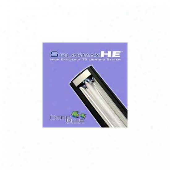 Deep Blue Professional Adb42124 Solarmaxhe T5 Single Strip