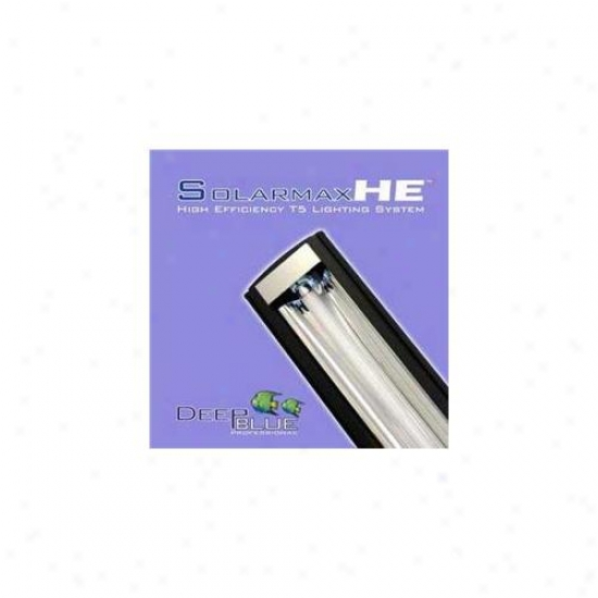 Deep Blue Professional Adb42130 Solarmaxhe T5 Single Strip
