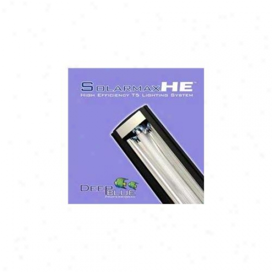 Deep Blue Professional Adb42136 Solarmaxhe T5 Single Strip
